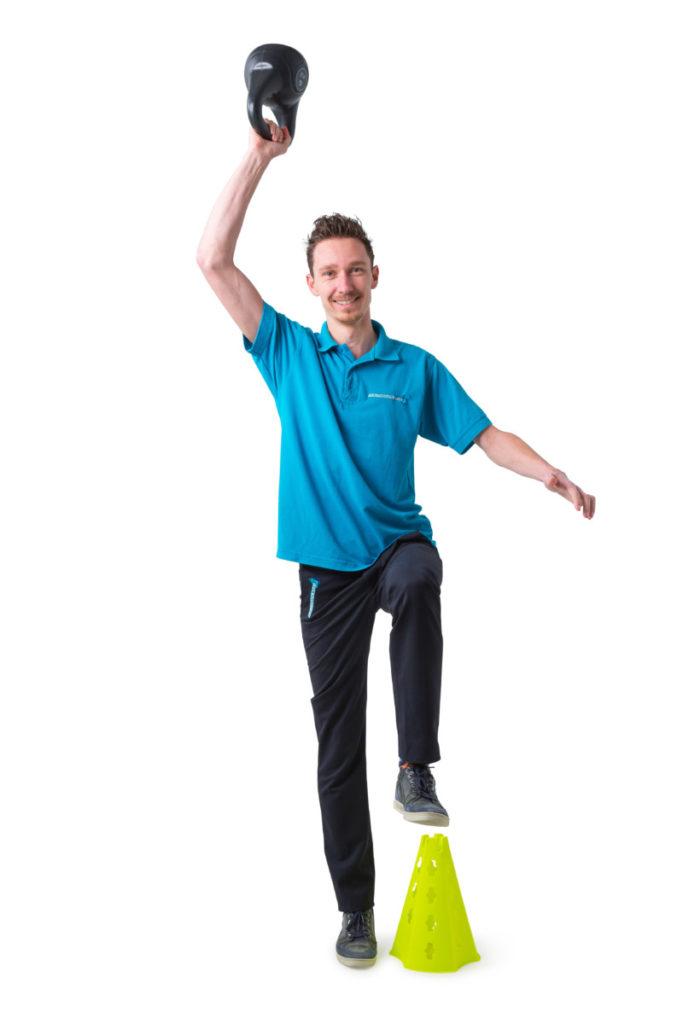 Bas Meijer - Fysiotherapie Maas